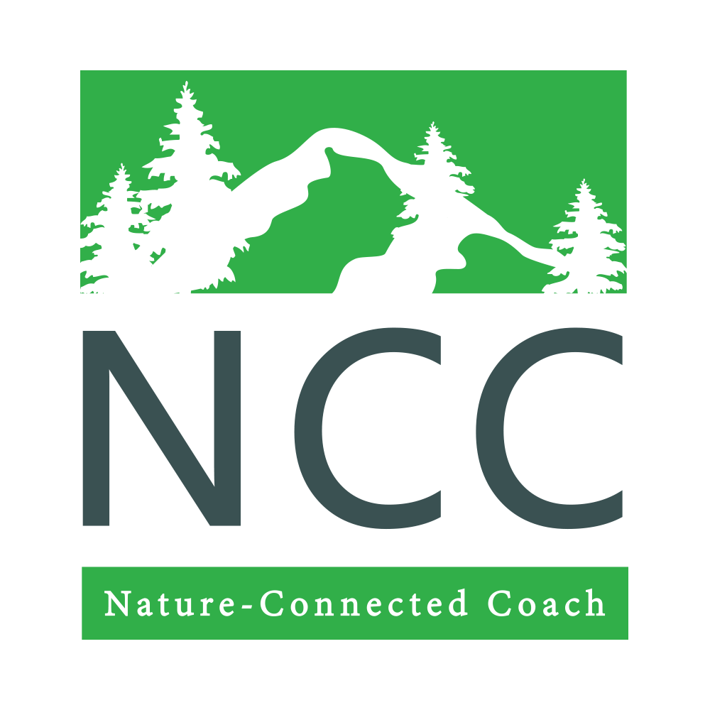Nature Connected Coach Logo