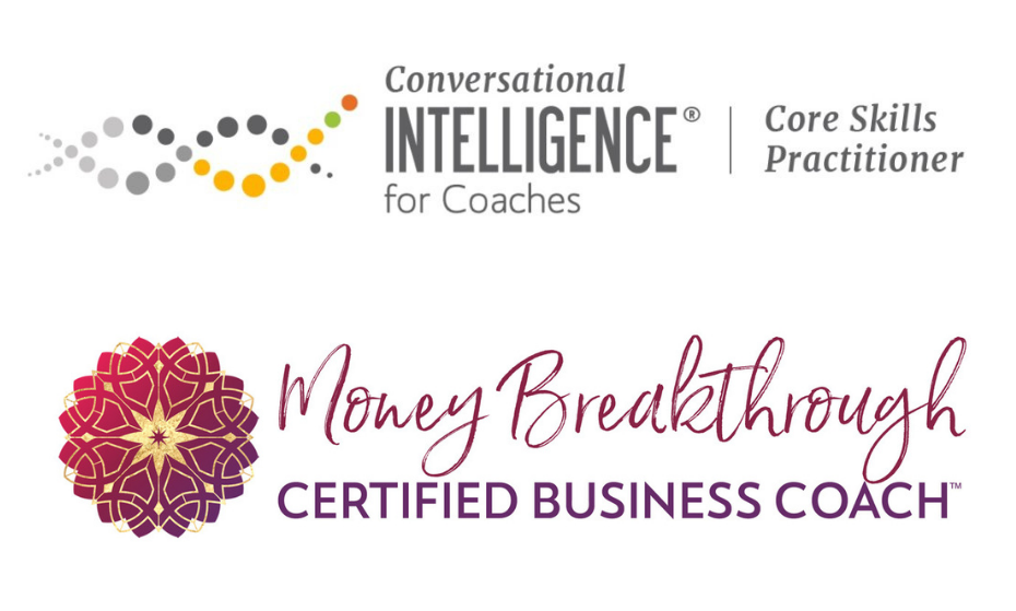 Conversational Intelligence and Money Breakthrough certification Logo
